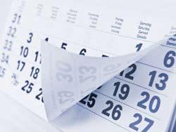 Déclaration commune des revenus (DCR ) : la date limite de dépôt