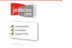 Jedeclare.com : liasse fiscale 2015 envoi edi-tdfc