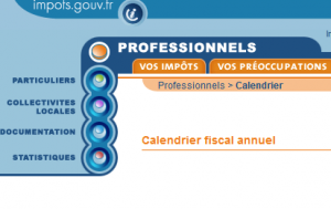 Liasse fiscale 2015: Impot sur le revenu, date fixée au 19 mai 2015