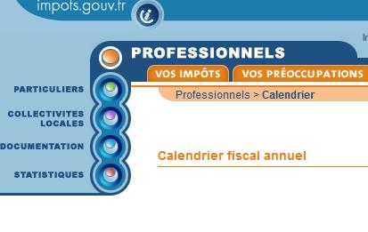 Liasse fiscale 2015sur les revenus 2014 la date limite des declarations