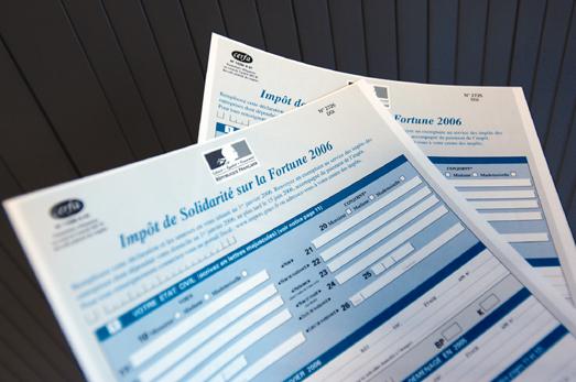 Liasse Fiscale :  la décalaration 2036 SCM : l'imprimé