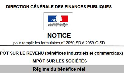 notice 2032 Liasse fiscale 2018 : Clause de réserve de propriété